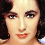 Esquemas de Elizabeth Taylor en Punto de Cruz
