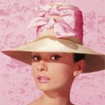 Esquemas de Audrey Hepburn en Punto de Cruz