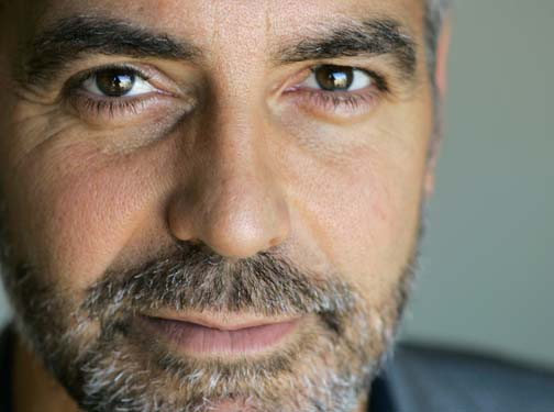 Esquema de George Clooney en Punto de Cruz