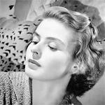Esquemas de Ingrid Bergman en Punto de Cruz