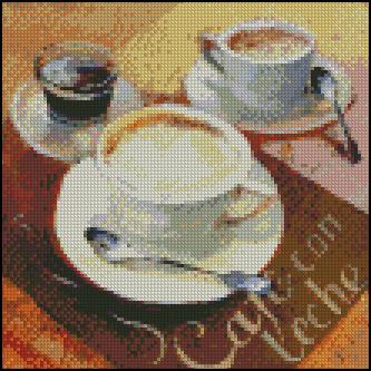 Esquema de Cuadros sobre Café en Punto de Cruz (10)