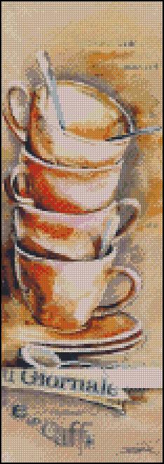 Esquema de Cuadros sobre Café en Punto de Cruz (9)