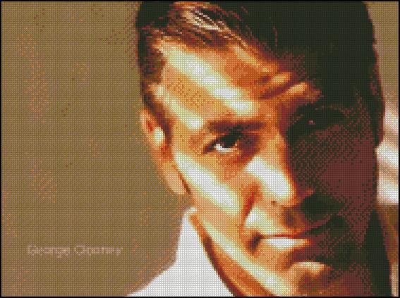 Esquema de George Clooney en Punto de Cruz (2)