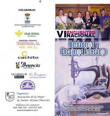 VI Encuentro Nacional de Bordadoras y Encajeros Artesanos