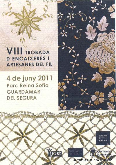 VIII Encuentro de Encajeras y Artesanas del Hilo