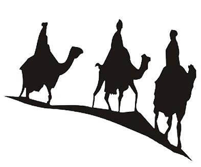 Esquema de Silueta de Reyes Magos (1)