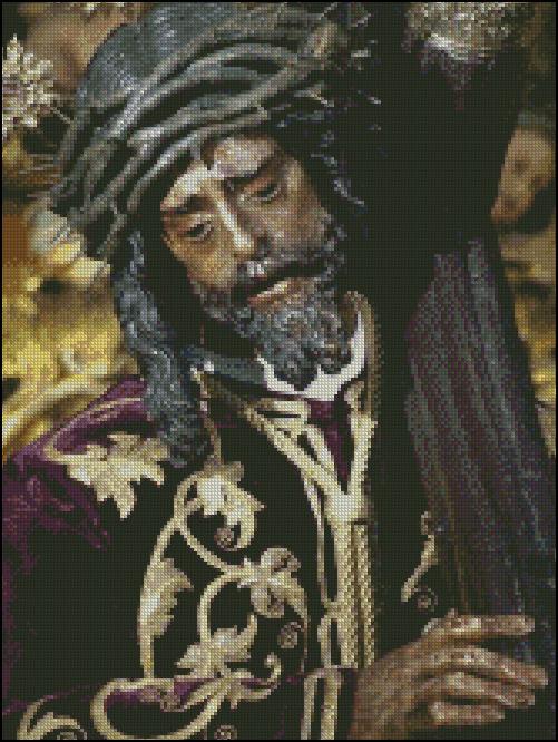 Esquema del Cristo del Gran Poder (1)