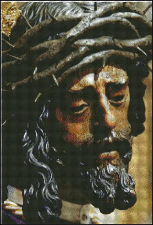 Esquema del Cristo del Gran Poder (3)