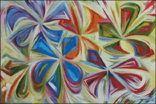 Esquema de Cuadros Abstractos (4)