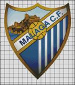 Esquemas del Málaga CF en Punto de Cruz